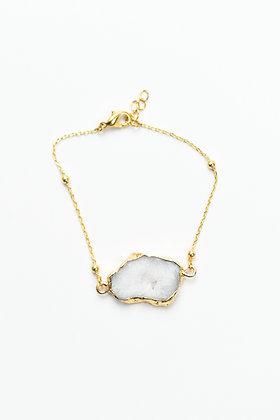 N°30 Bracelet Tranche d'agate