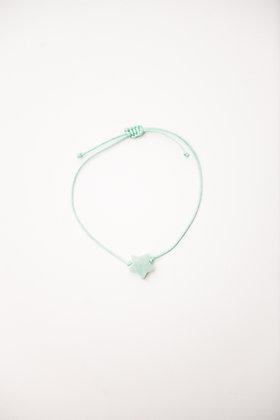 Bracelet étoile Amazonite
