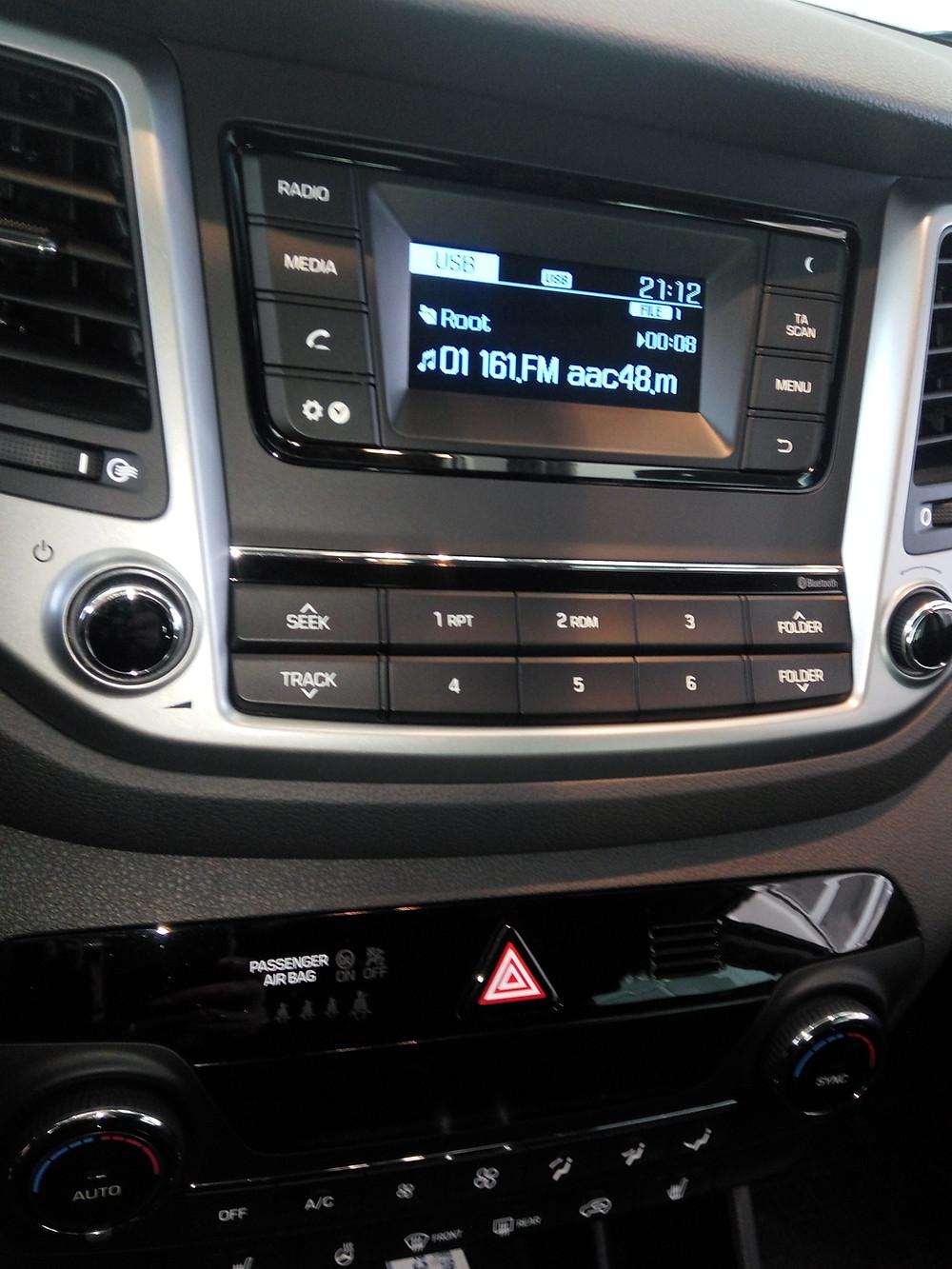Tucson & iCarRadio