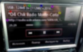 Интернет радио в автомобиле слушать бесплатно