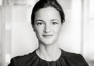 ANNA HERRHAUSEN LEITET DIE ABTEILUNG KUNST, KULTUR UND SPORT DER DEUTSCHEN BANK