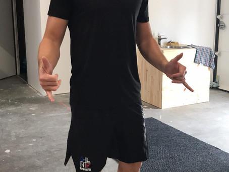 crossfit glhf Breaking News !!Les Tee-Shirts GLHF sont arrivés !!