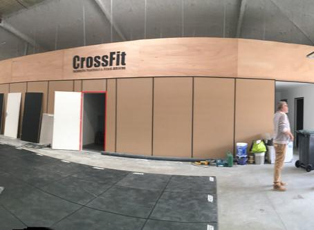 Crossfit GLHF est  officiellement ouverte