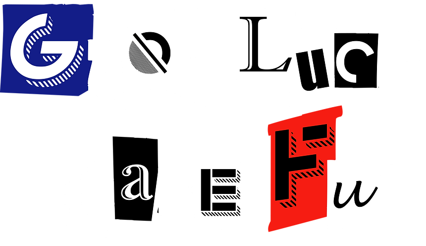 GooDLuckHaveFun T shirt test black.png