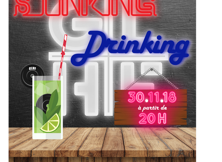 Stinking and drinking 2018