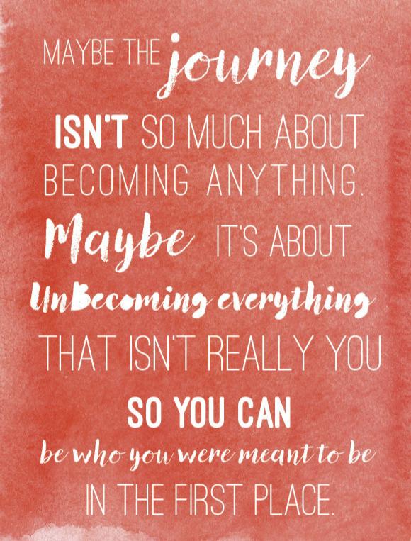 transformation inspiration quote