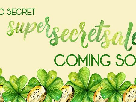Shhh... It's a secret!