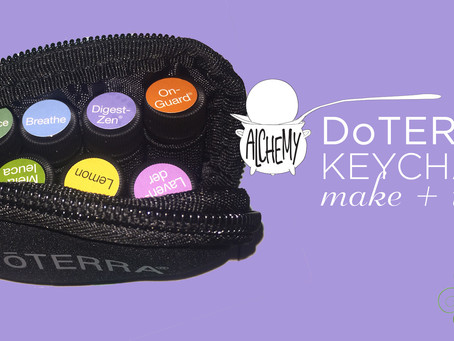DoTERRA Keychain Make + Take