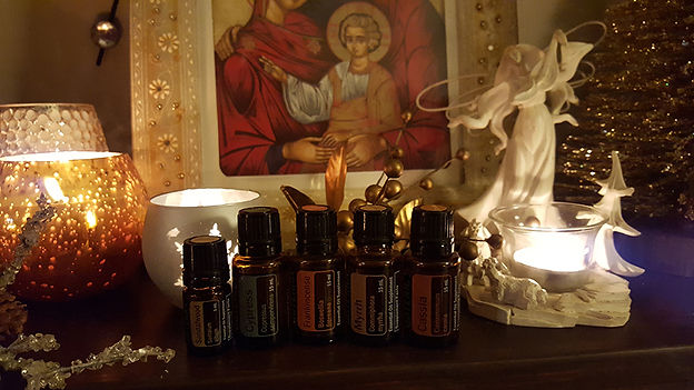 Sacred Oils - The Science (and maybe a hint of Spirit…)