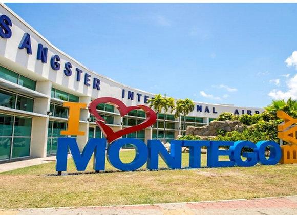 MONTEGO BAY TO KINGSTON
