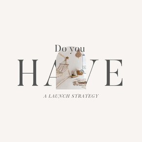 Do You Have a Successful Launch Strategy for your online business?