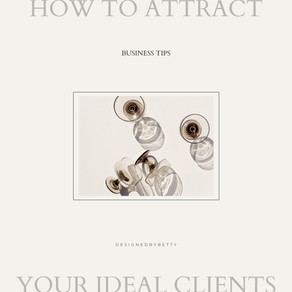 How to attract your ideal customers