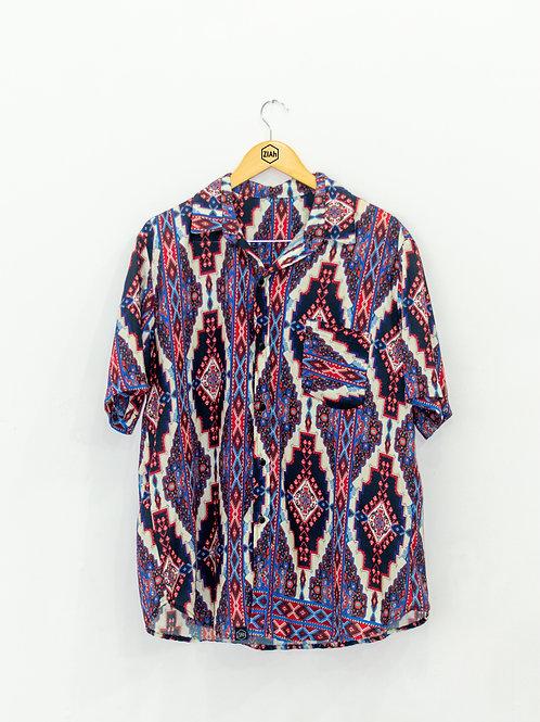 """Camisa Estampada ZIAh """"Tribal"""""""