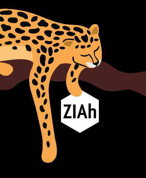 ZIAh Sticker Onça 2