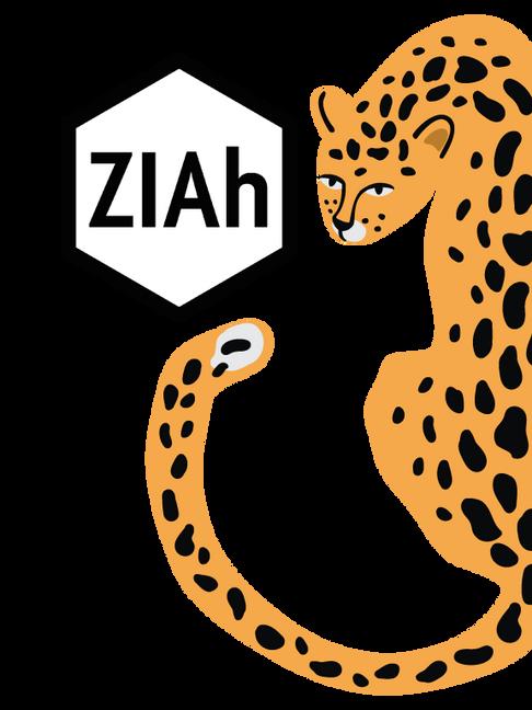 ZIAh Sticker Onça
