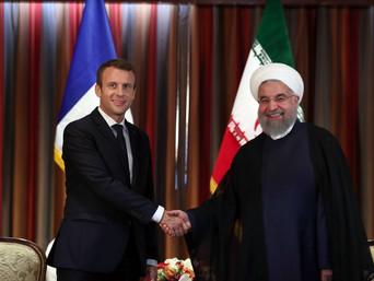 Jean Yves Le Drian à Téhéran... une visite reportée mais nécessaire