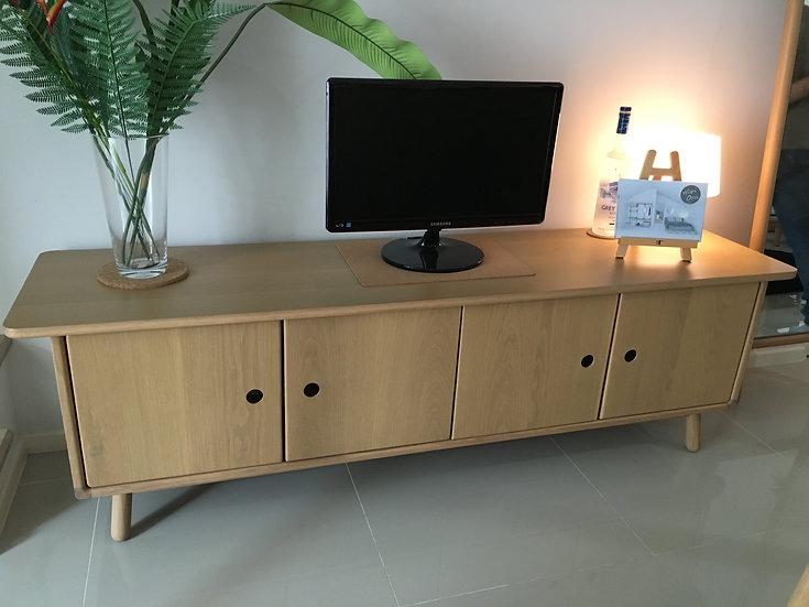 Bogie TV Cabinet