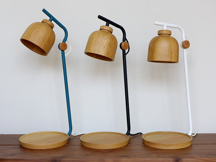 Tag Table Lamp