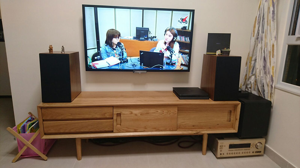 Long TV Cabinet