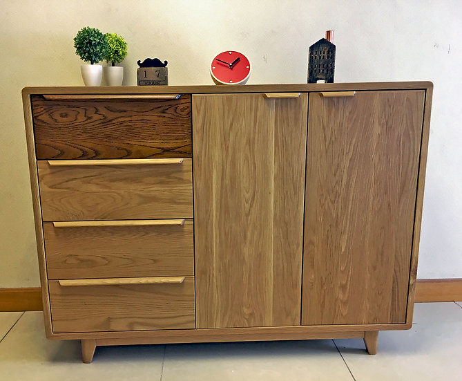Arc Half Cabinet