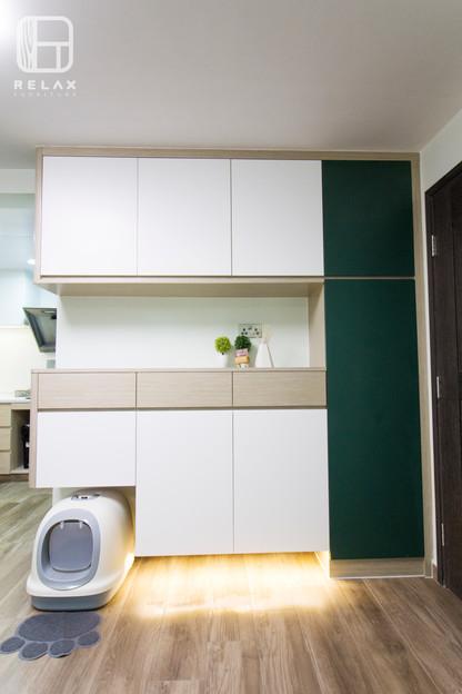 cat cabinet