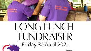 Pause long lunch fundraiser