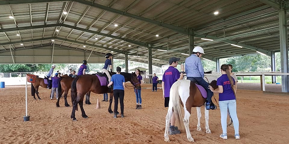 Volunteer Induction Training- Saturday