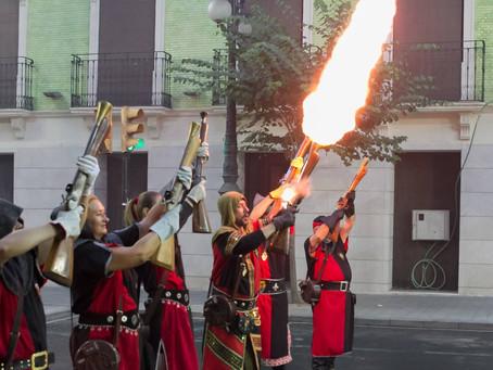 Programa Oficial 2018 de las Fiestas de la Reconquista.