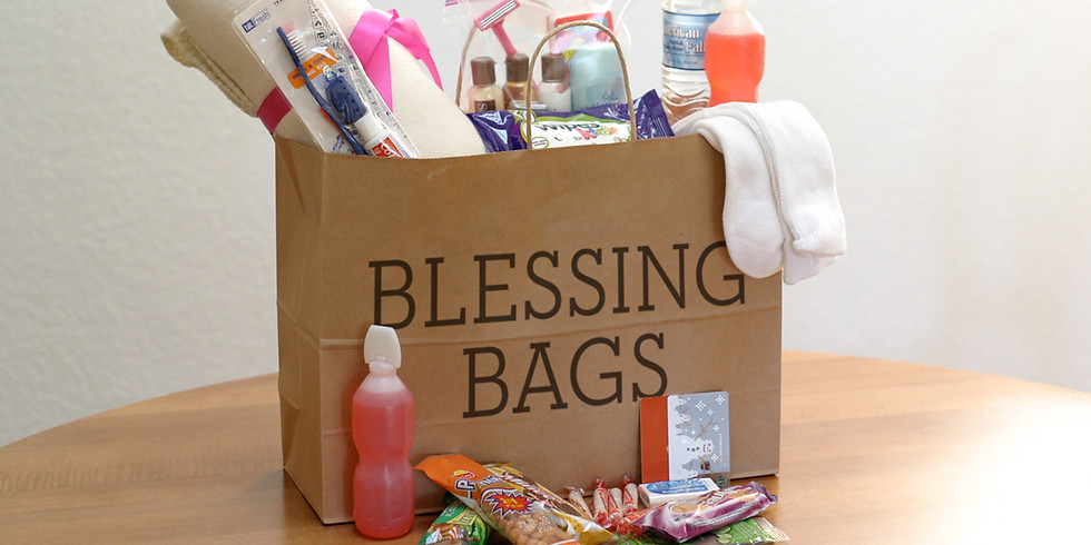 Blessing Bags Brunch