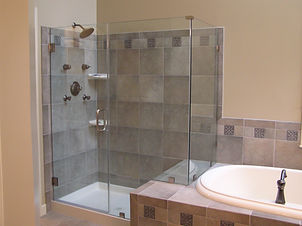 Charlotte bath renovation