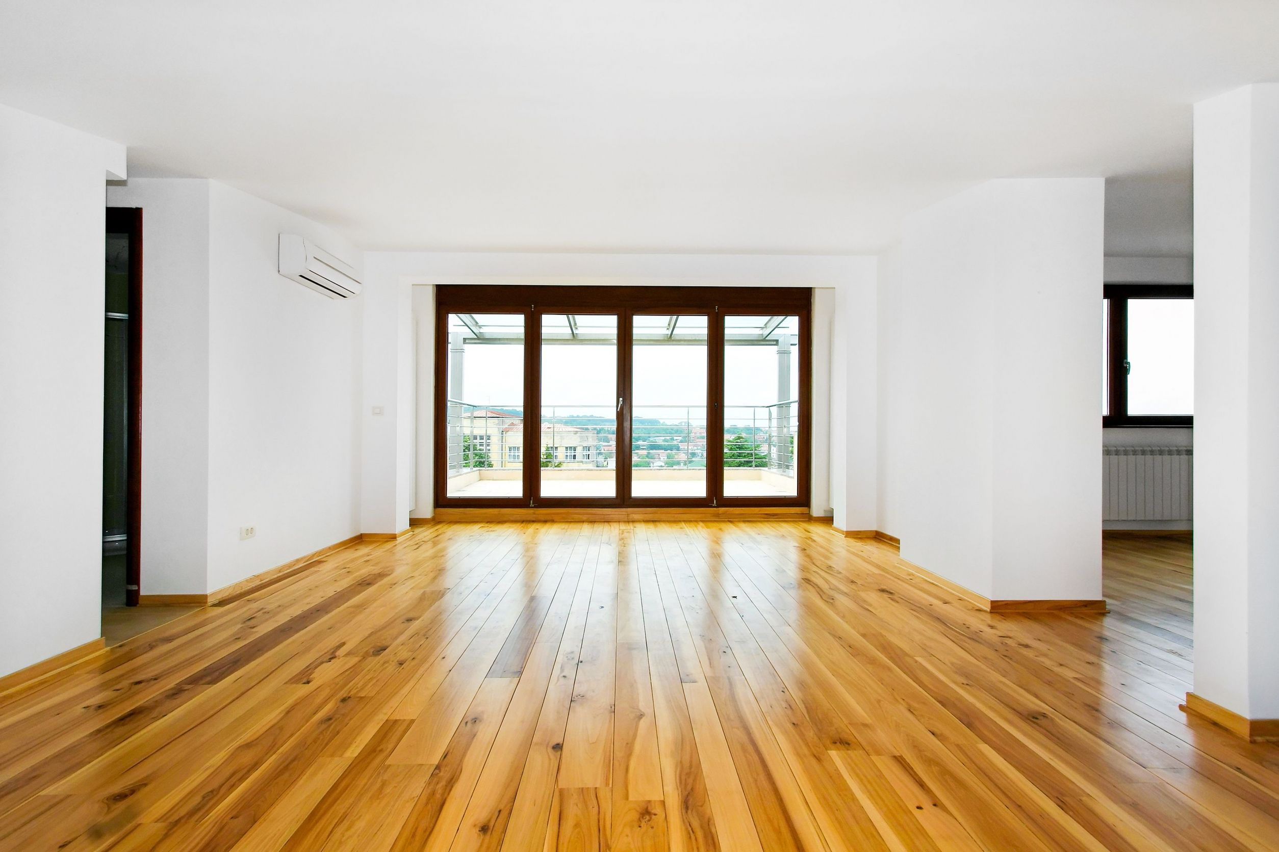 Replace Flooring and Doors