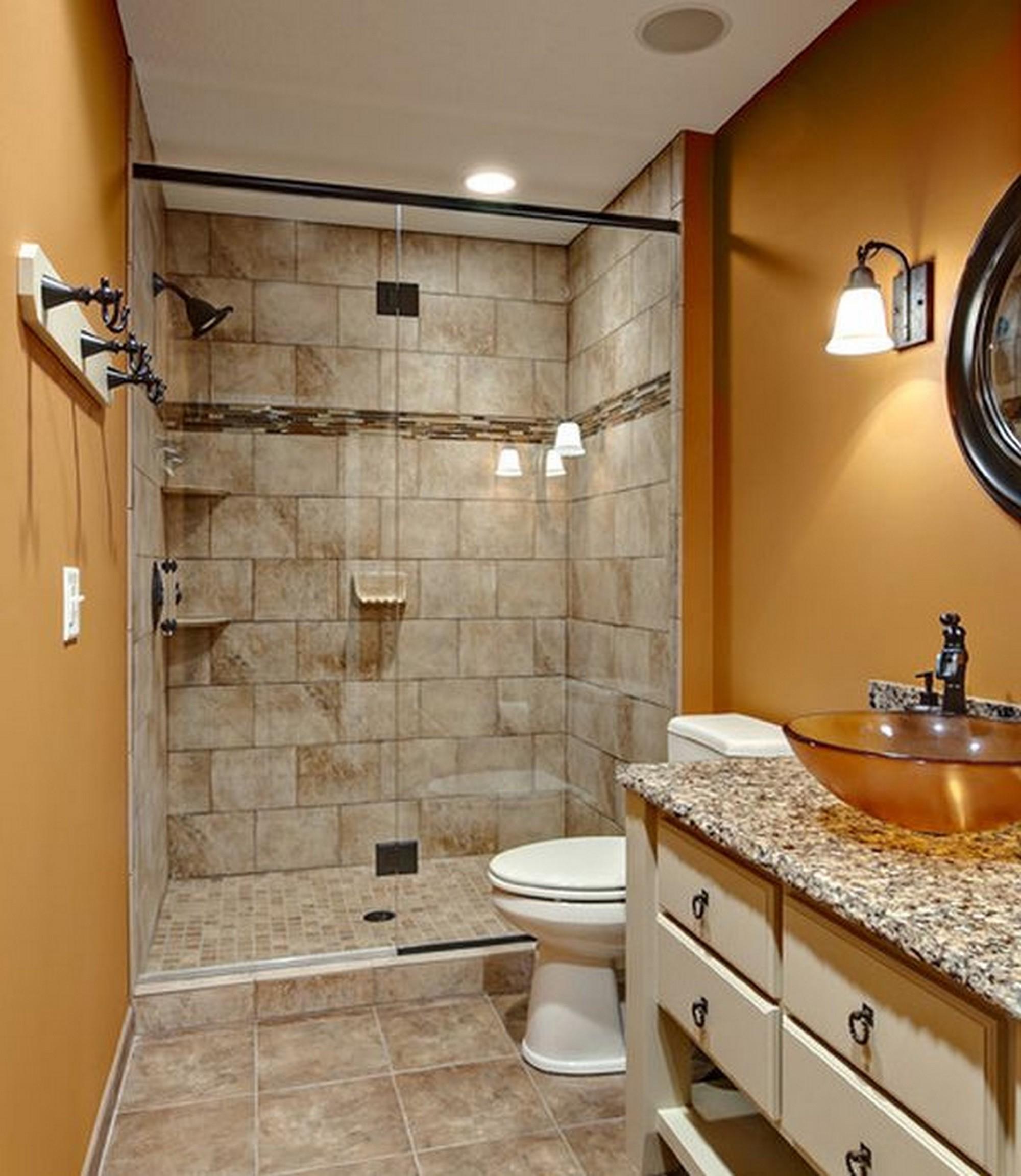 Bathroom renovation idea