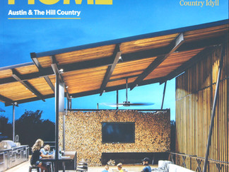 Featured in Austin Home Magazine: Krajcer Residence