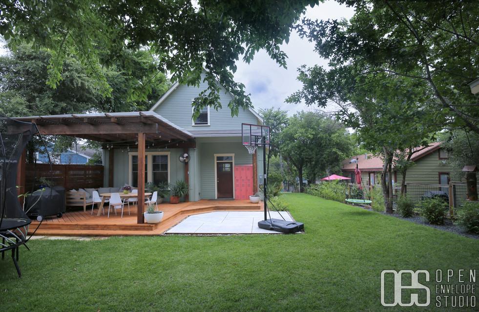 gilbreath residence