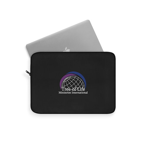 TOLMI Logo Print - Laptop Sleeve