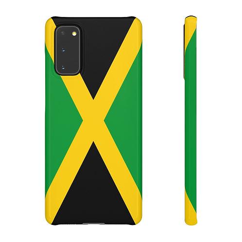 Jamaica Flag - Samsung Snap Cases