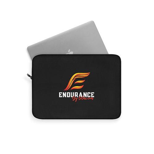 Endurance Logo Print - Laptop Sleeve