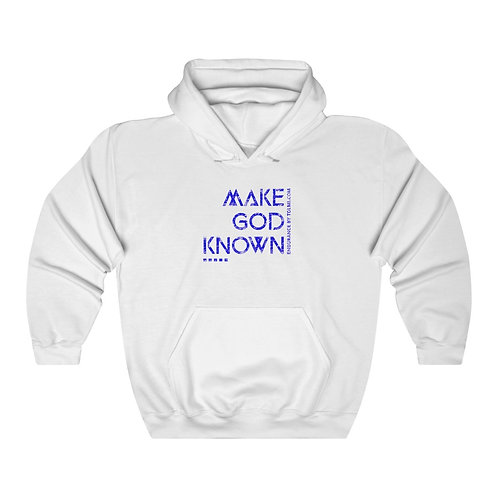 Make God Known - Unisex Heavy Blend™ Hooded Sweatshirt