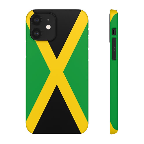 Jamaica Flag - iPhone Snap Cases