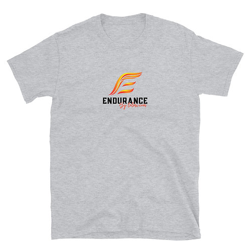 Endurance Logo Print - Short-Sleeve Unisex T-Shirt