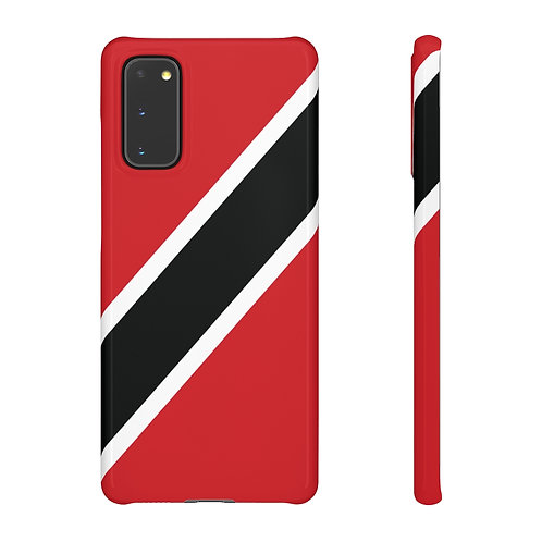 Trinidad Flag - Samsung Snap Cases