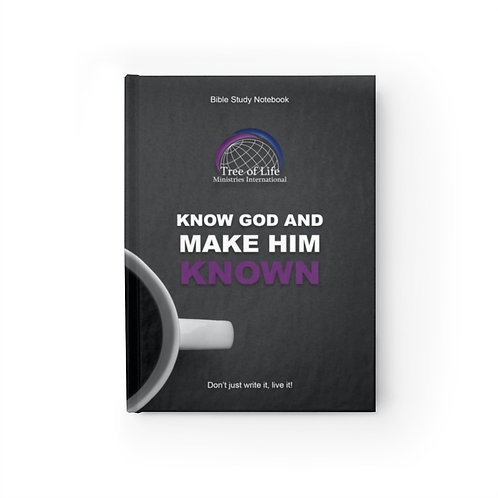 Bible Study Journal - Ruled Line