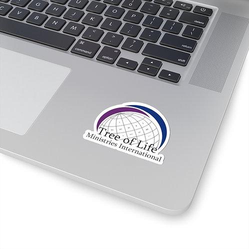TOLMI Logo Print - Kiss-Cut Stickers