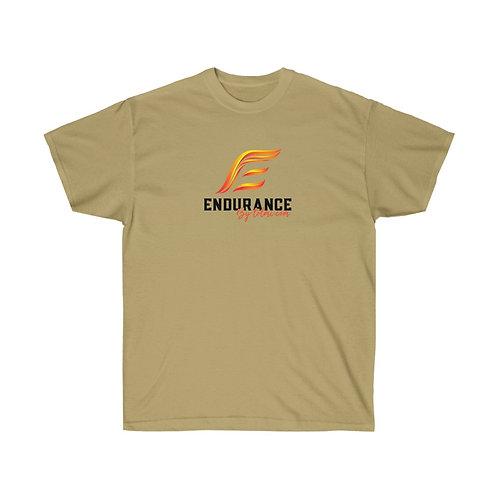 Endurance Logo Print - Unisex Ultra Cotton Tee