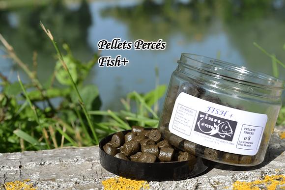 Pellets Percés Fish+