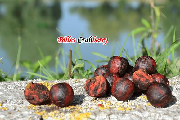 Bouillettes Crabberry