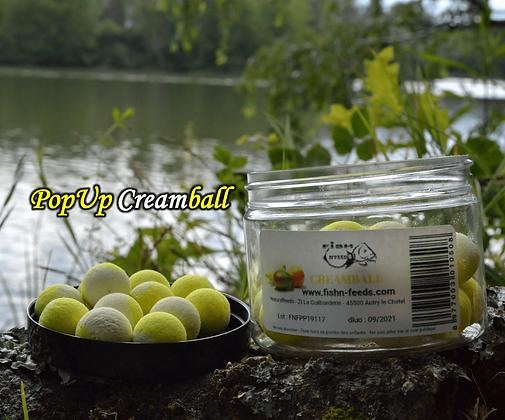 Pop-Up Creamball