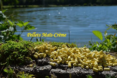 Pellets Maïs-Crème