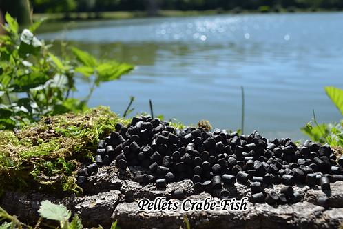 Pellets Crabe-Fish