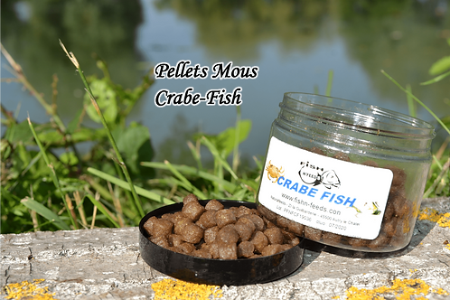 Pellets Mous Crabe-Fish